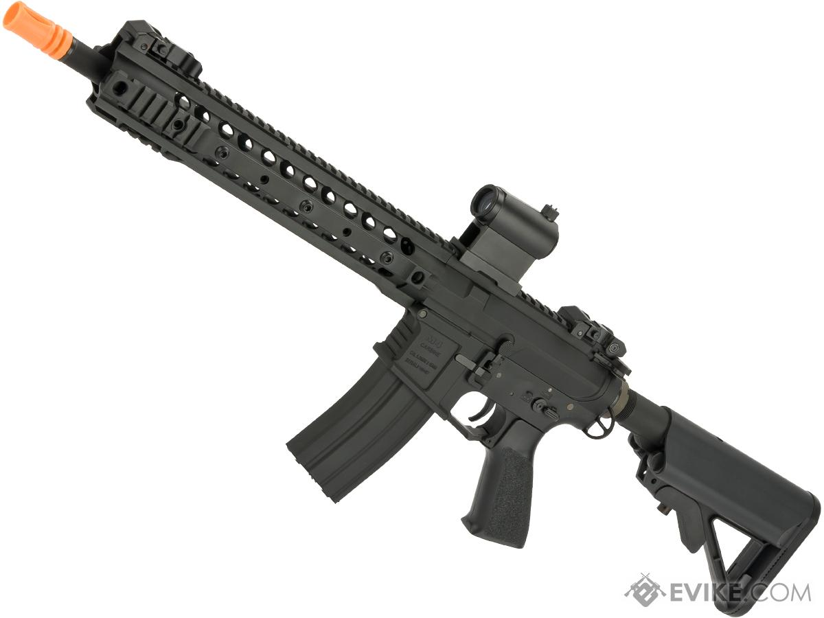 Classic Army ARS3-12 Modular Rail Metal Airsoft AEG - Black ...