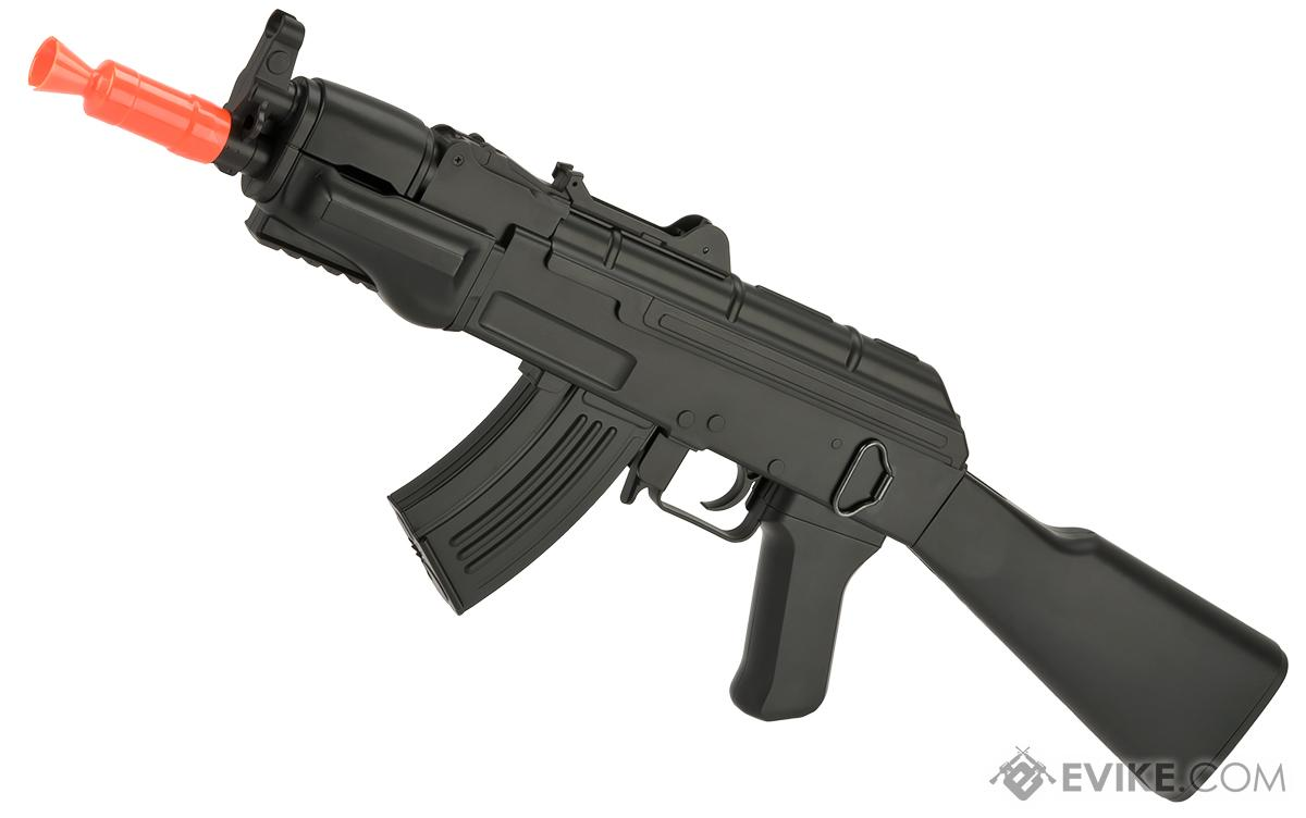 CYMA Full Size AEG Mag Compatible AK47 Beta Spring Powered Airsoft Rifle (Model: Rifle)