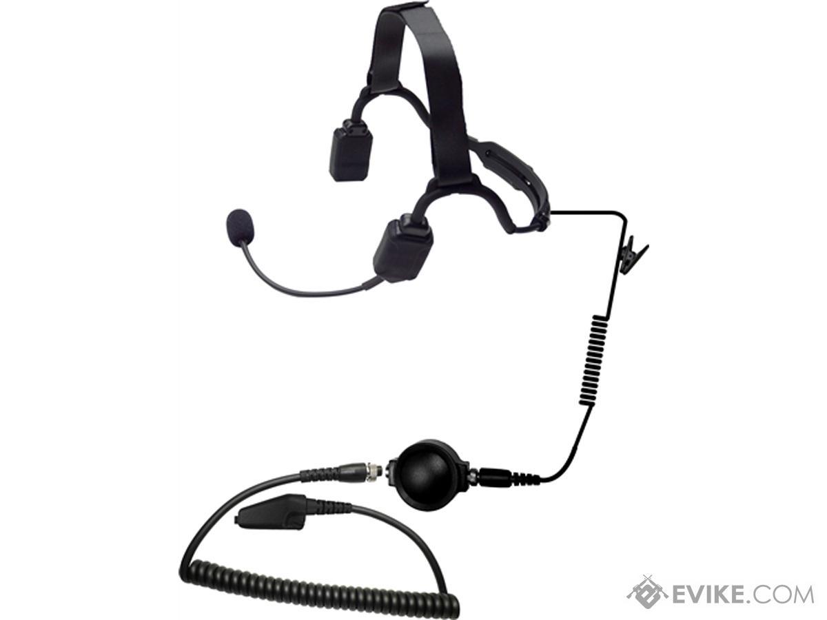 Code Red Headsets Tactical Bone Conduction Headset (Radio: Motorola Multi-Pin)