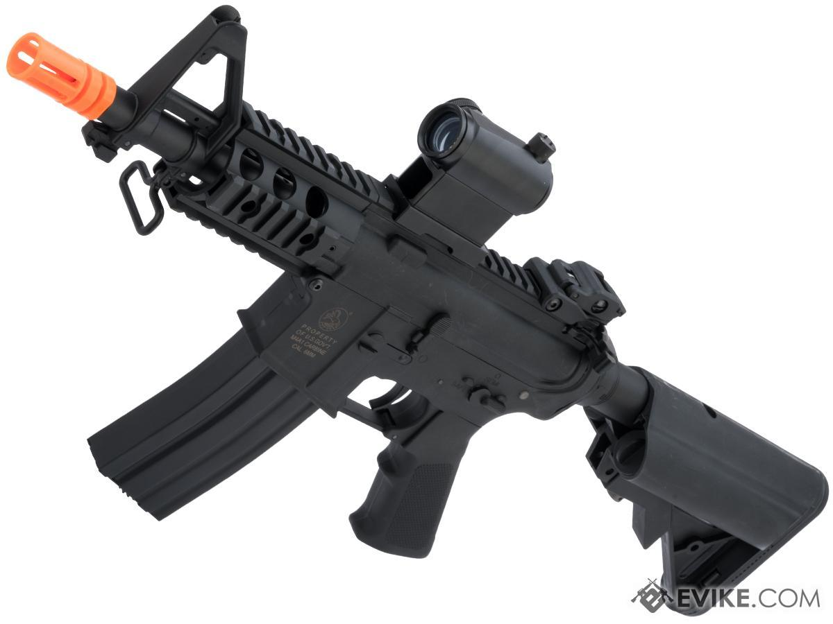 Colt Licensed Sportsline M4 AEG by Cybergun (Model: PDW w/ 3.5 Quadrail)