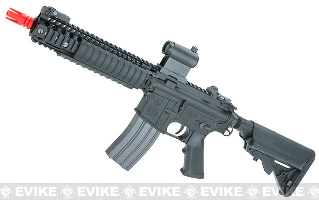 Colt Licensed MK18 MOD1 Full Metal Airsoft AEG Rifle by VFC (Color: Black)