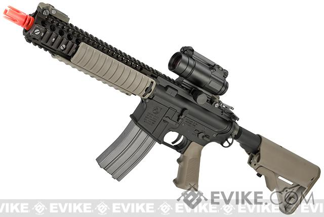 Pre-Order ETA August 2018 VFC Colt Licensed MK18 MOD1 Full Metal VR16 Airsoft AEG Rifle (Color: Dark Earth)