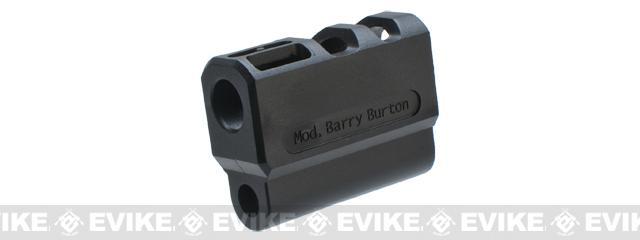 WE-Tech Aluminum Compensator for Barry Burton M9 Series Airsoft GBB Pistols