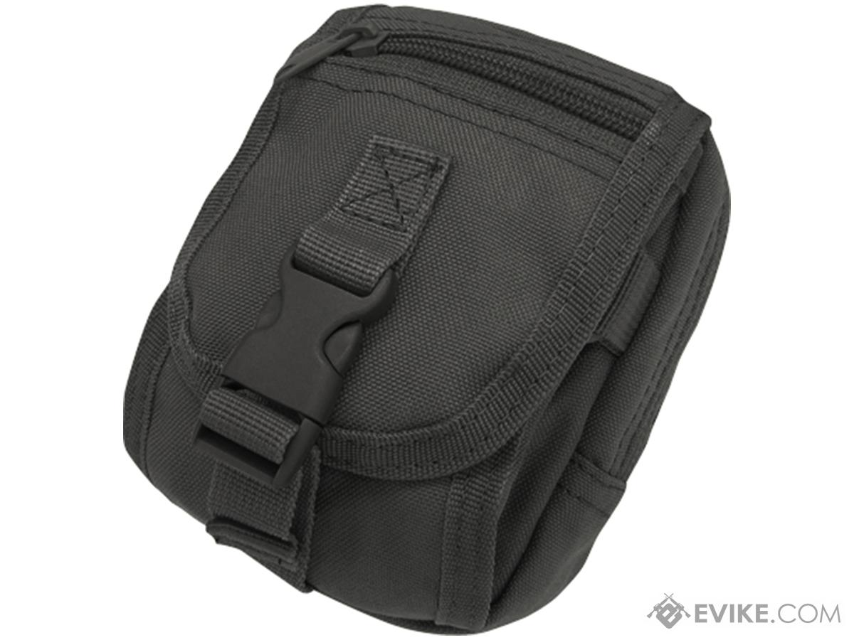 Condor Tactical Gadget Pouch (Color: Black)