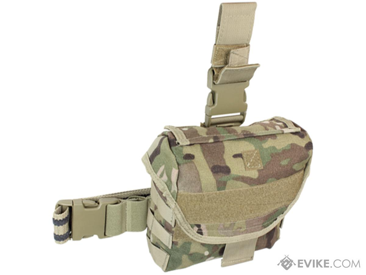 Condor Drop Leg Dump Pouch (Color: Multicam)