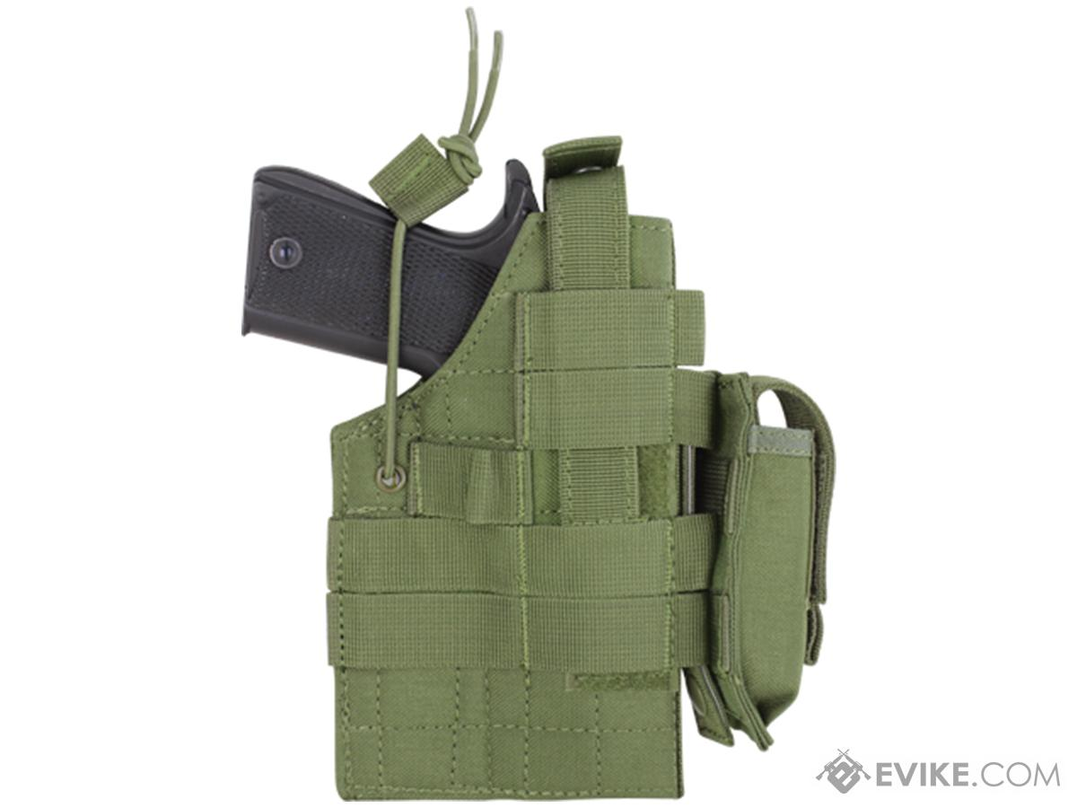 Pre-Order ETA February 2020 Condor Ambidextrous Holster for 1911 Series Pistols (Color: OD Green)