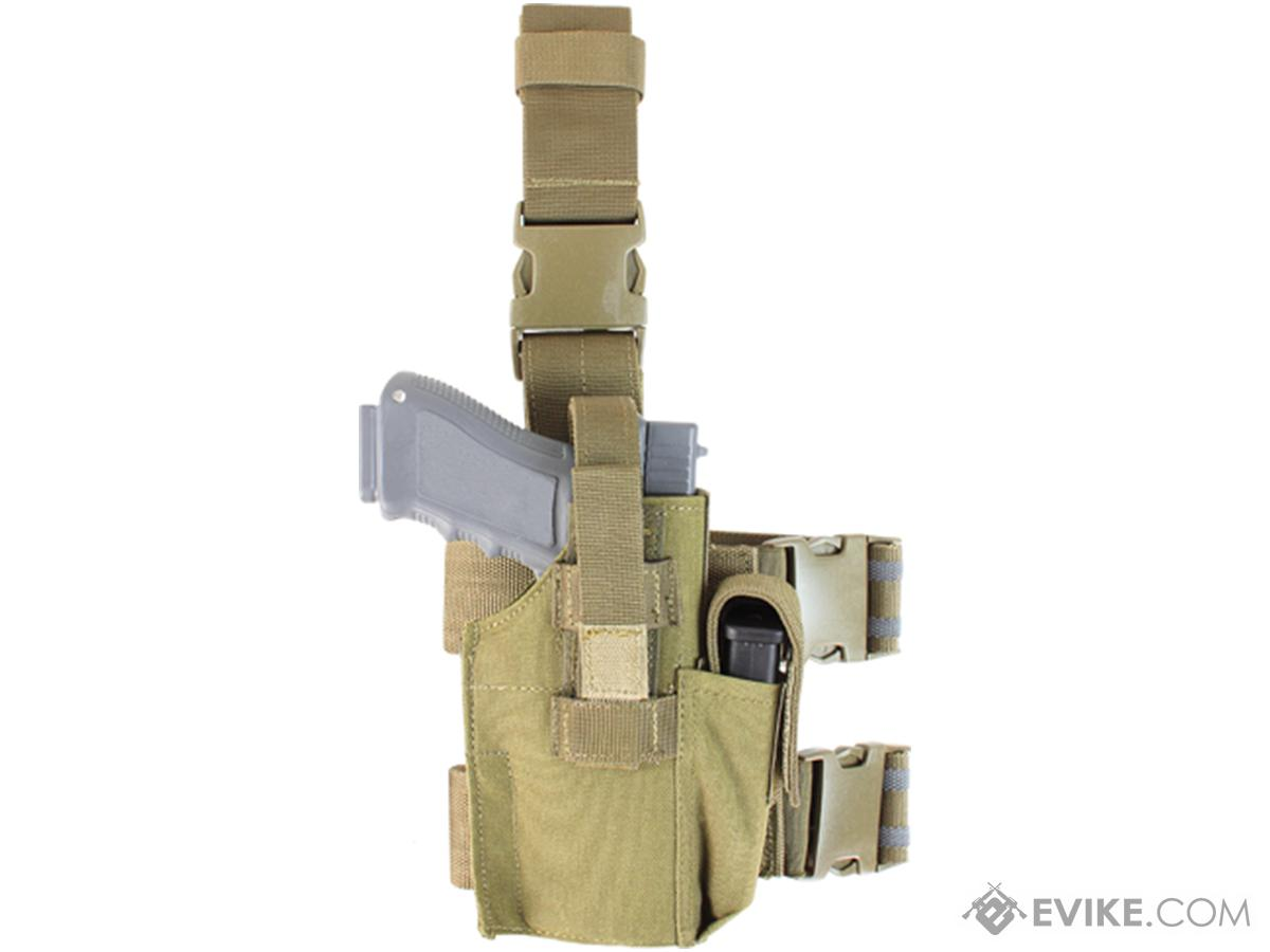 Condor Tactical Leg Holster (Color: Tan)