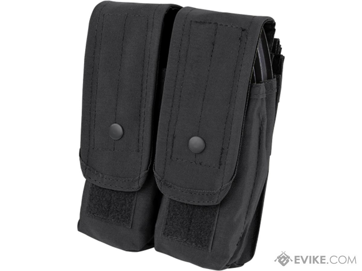 Condor Tactical Double AK47 / 7.62 Magazine Pouch (Color: Black)