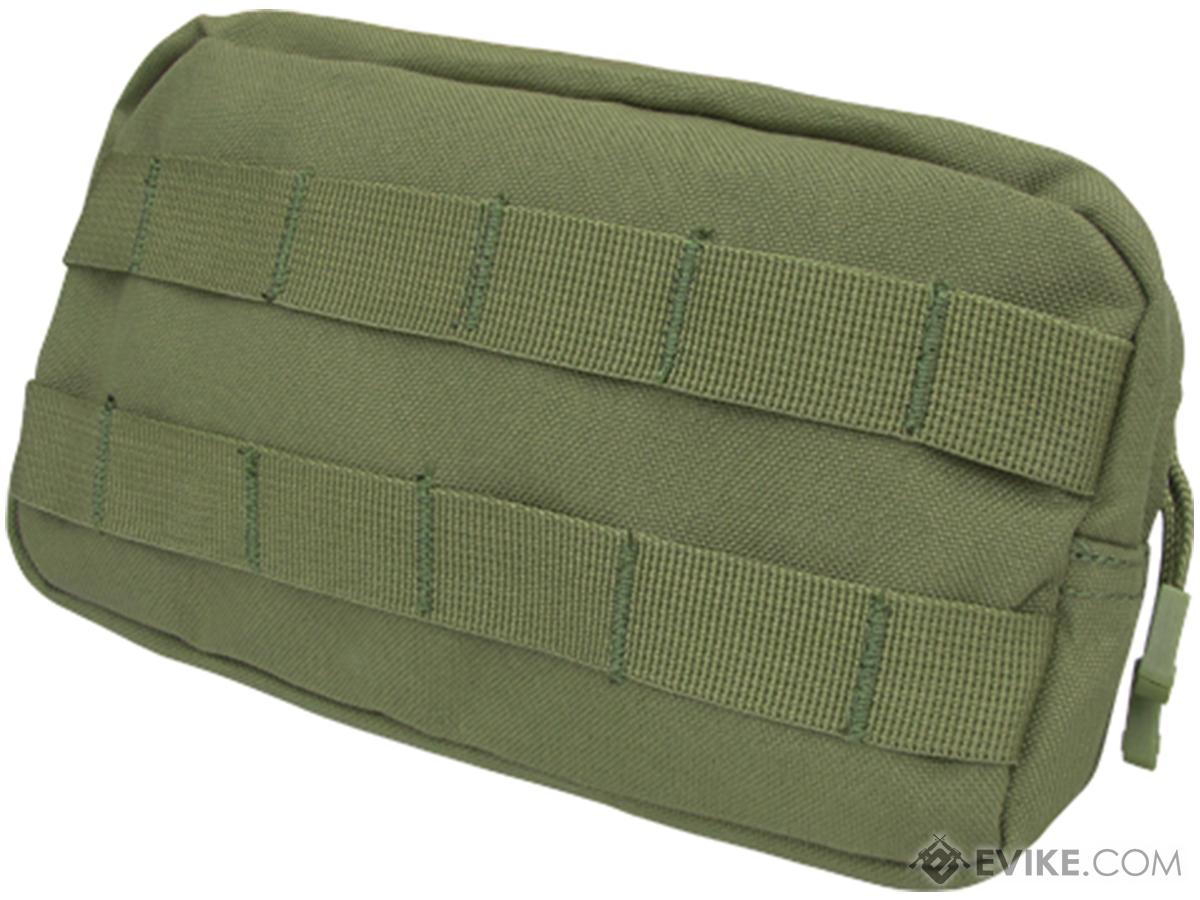 Condor Tactical Utility / Accessory Pouch (Color: OD Green)