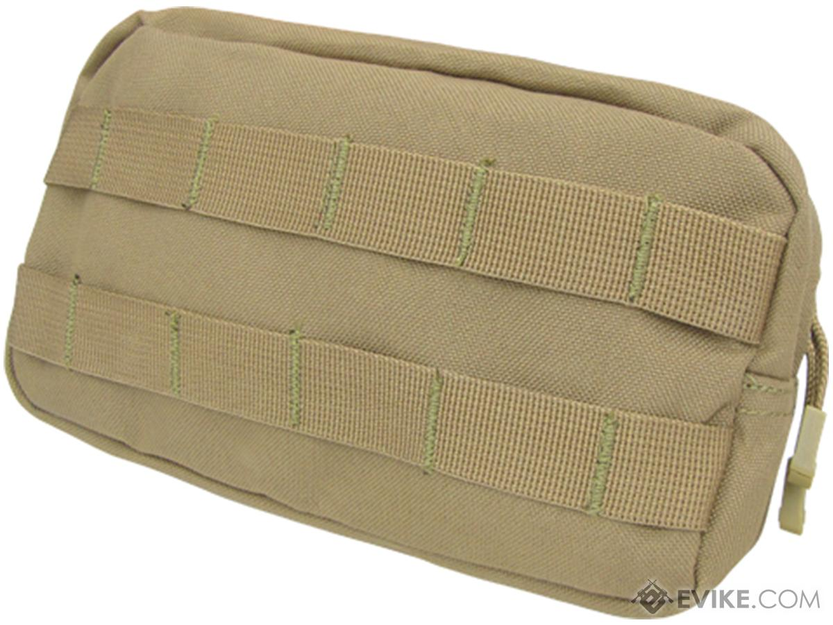 Condor Tactical Utility / Accessory Pouch (Color: Tan)
