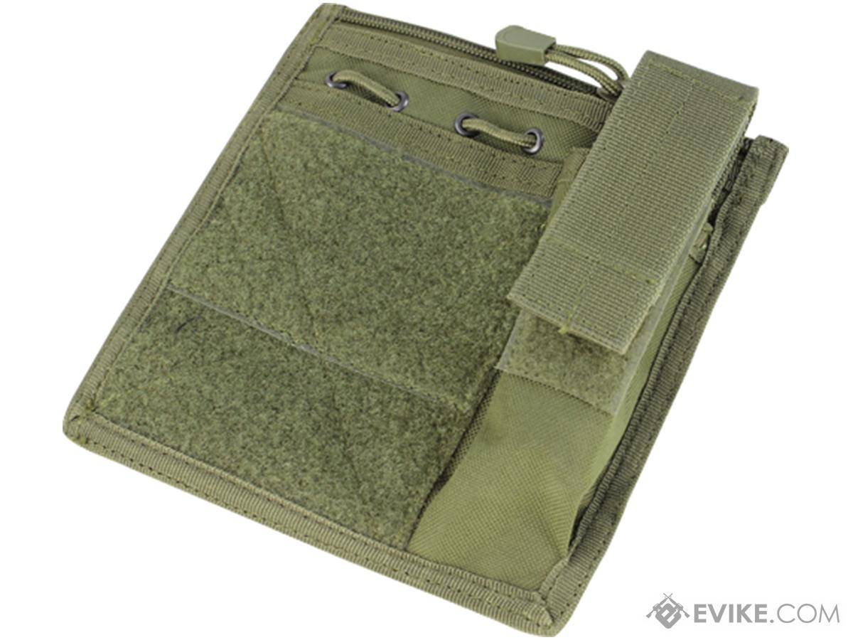 Condor Tactical Admin Pouch (Color: OD Green)