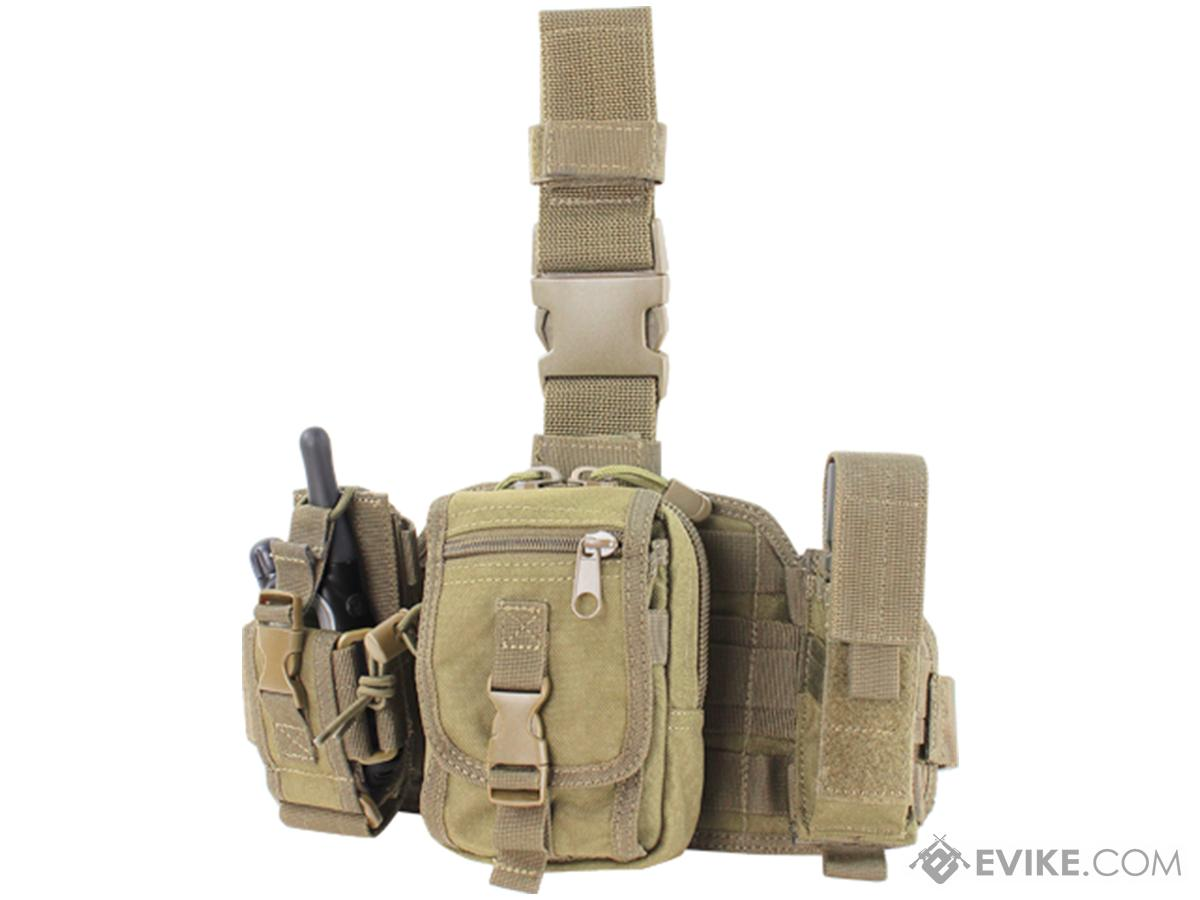Condor Tactical Utility Leg Rig (Color: Tan)