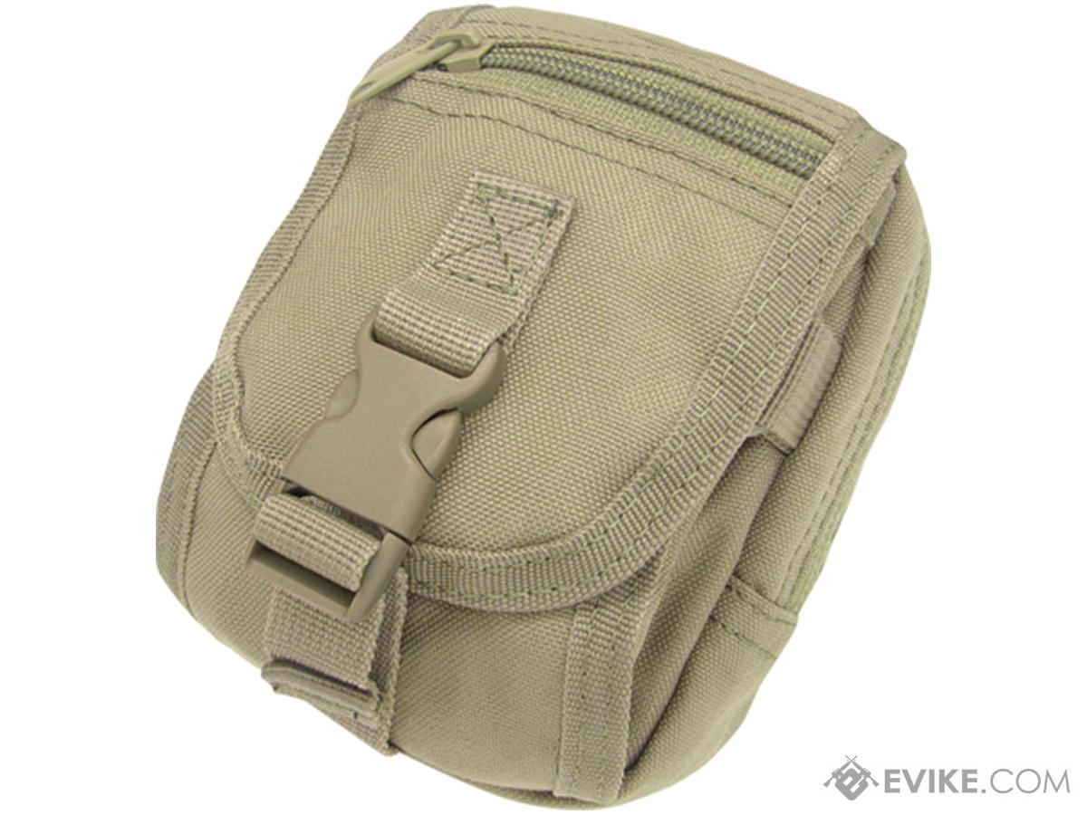 z Condor Tactical Gadget Pouch (Color: Tan)