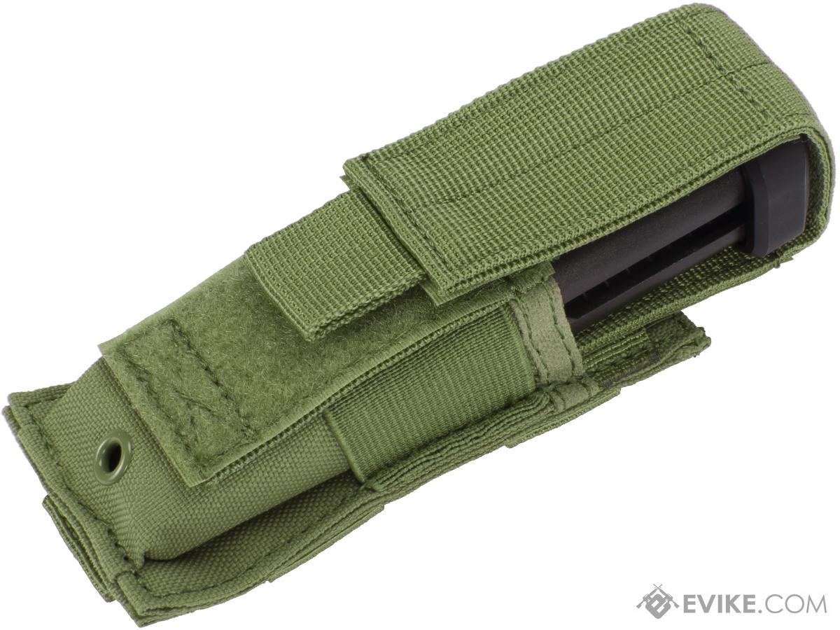 Condor Tactical Pistol Magazine Pouch (Color: OD Green)