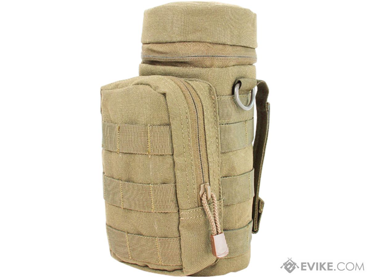 Condor Tactical H2O Pouch (Color: Tan)