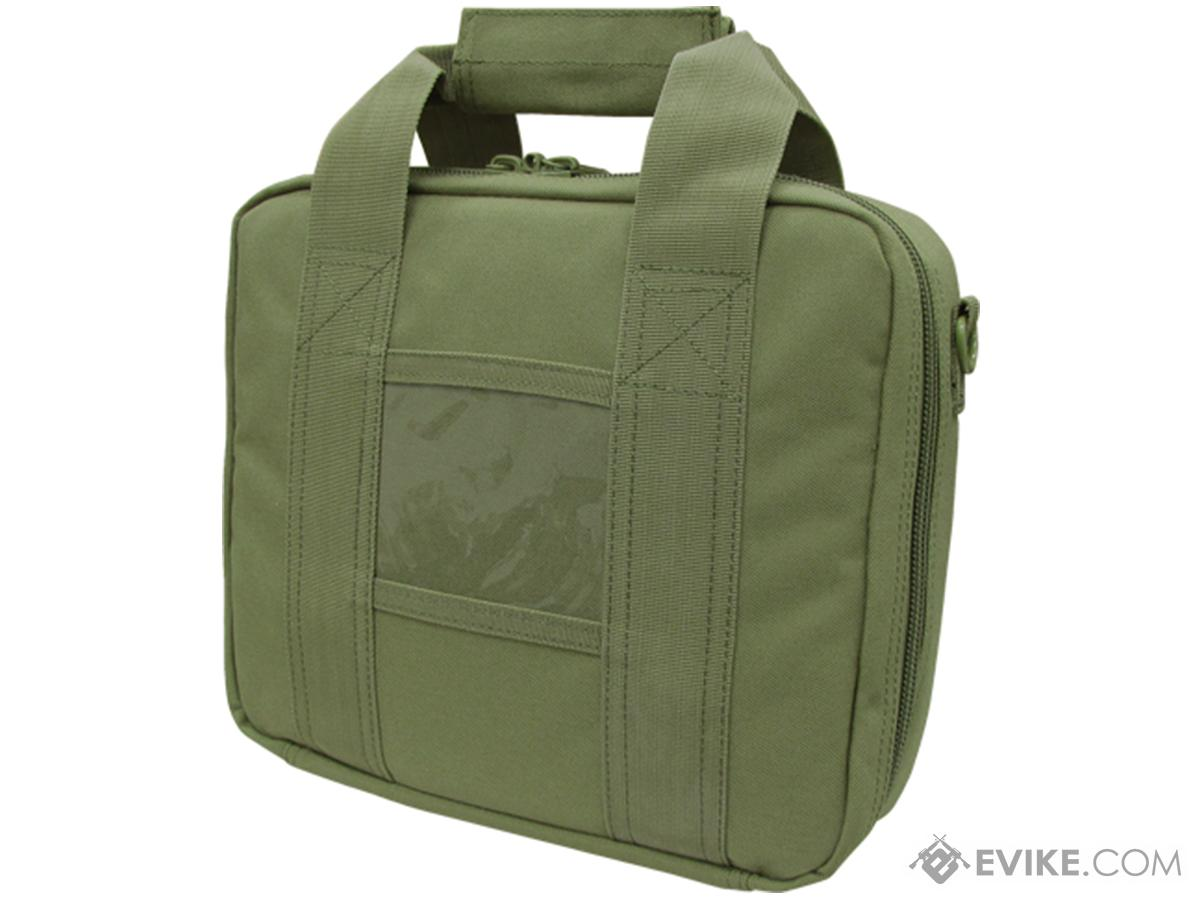 Condor Soft Sided Pistol Case (Color: OD Green)