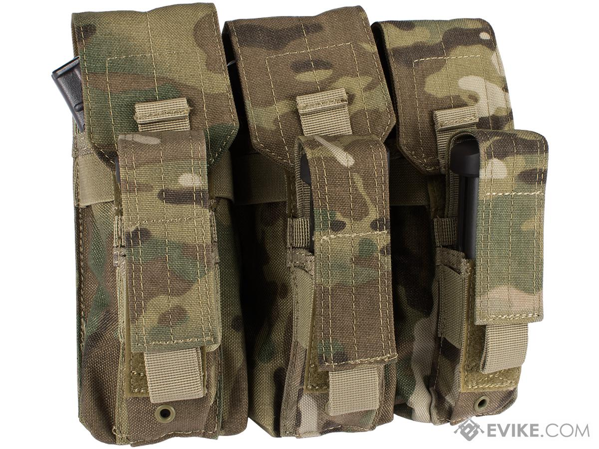 Condor Triple AK Kangaroo Magazine Pouch (Color: Multicam)