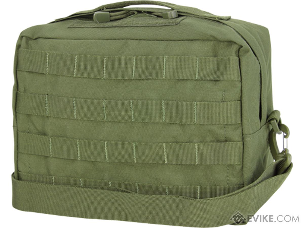 Condor Molle Large Utility Shoulder Bag Color Od Green
