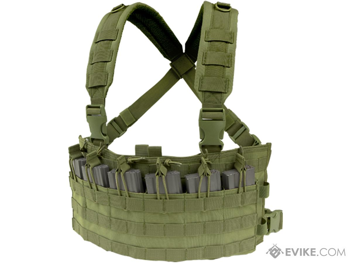 Condor Rapid Assault Chest Rig (Color: OD Green)