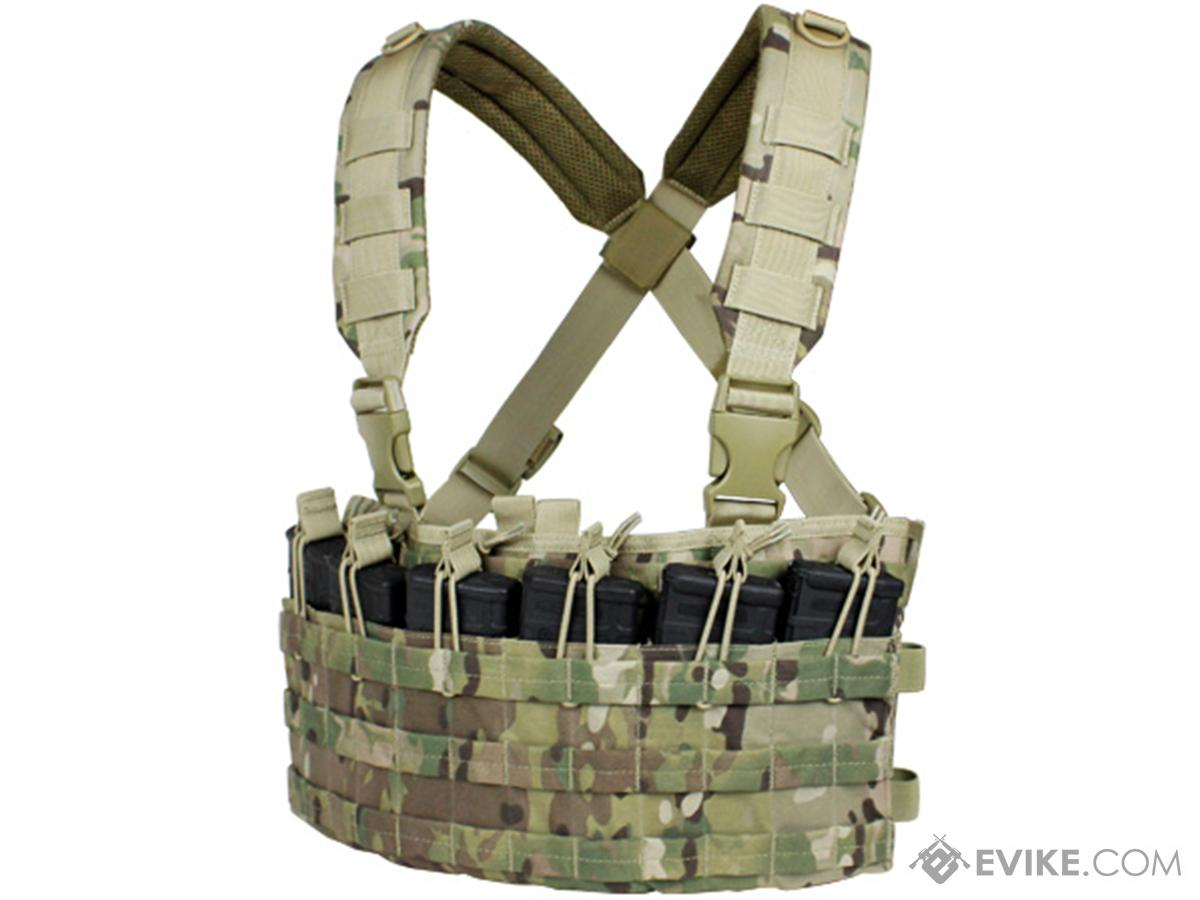 Condor Rapid Assault Chest Rig (Color: Multicam)