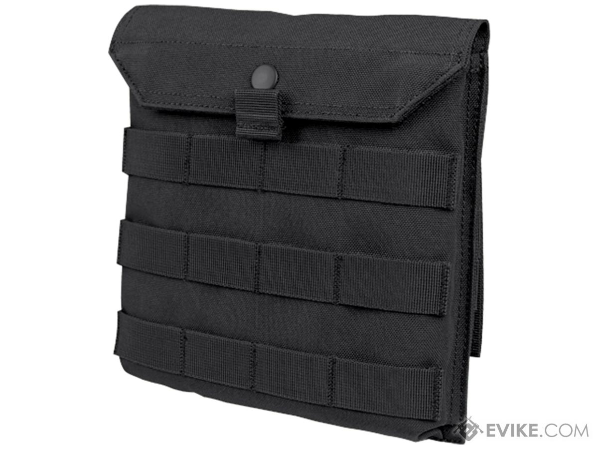 Condor Side Plate Utility Pouch (Color: Black)
