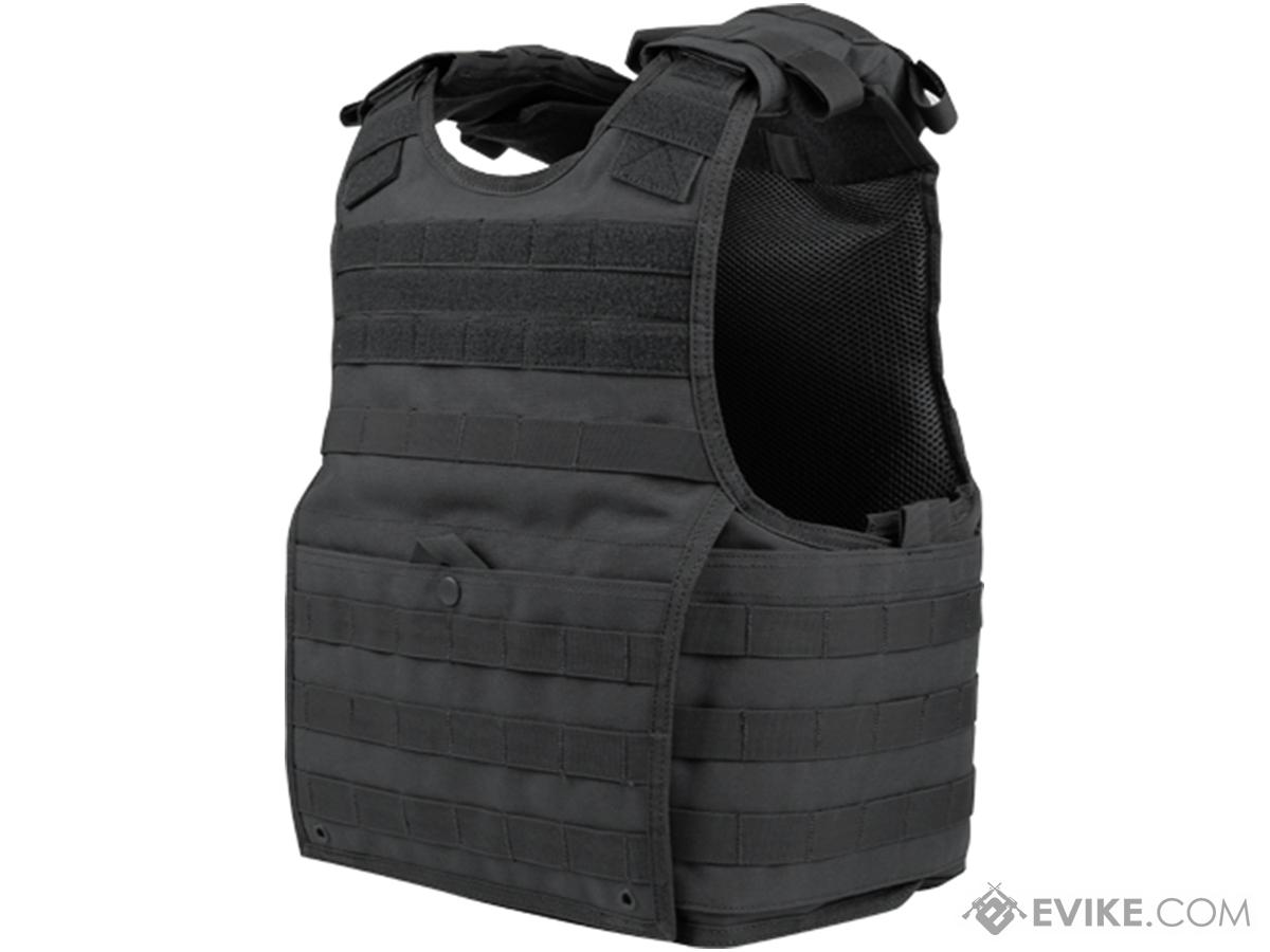 Condor Exo Plate Carrier (Color: Black)