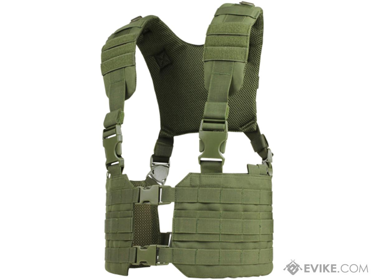 Condor Ronin Chest Rig (Color: OD Green)