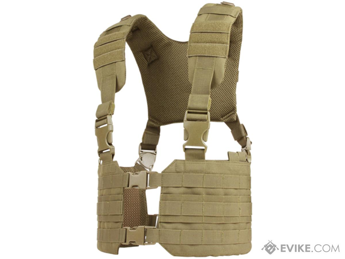 Condor Ronin Chest Rig (Color: Tan)
