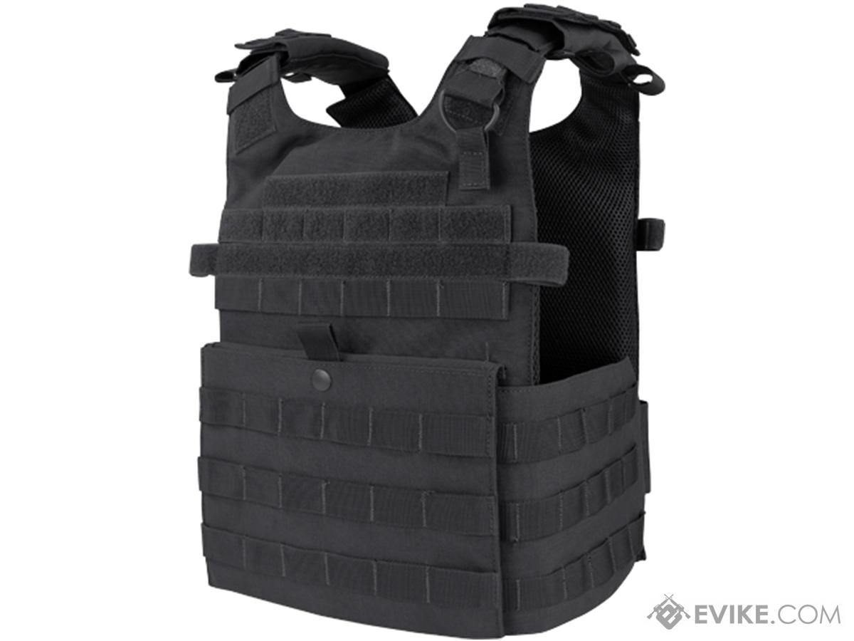 Condor Gunner Plate Carrier (Color: Black)