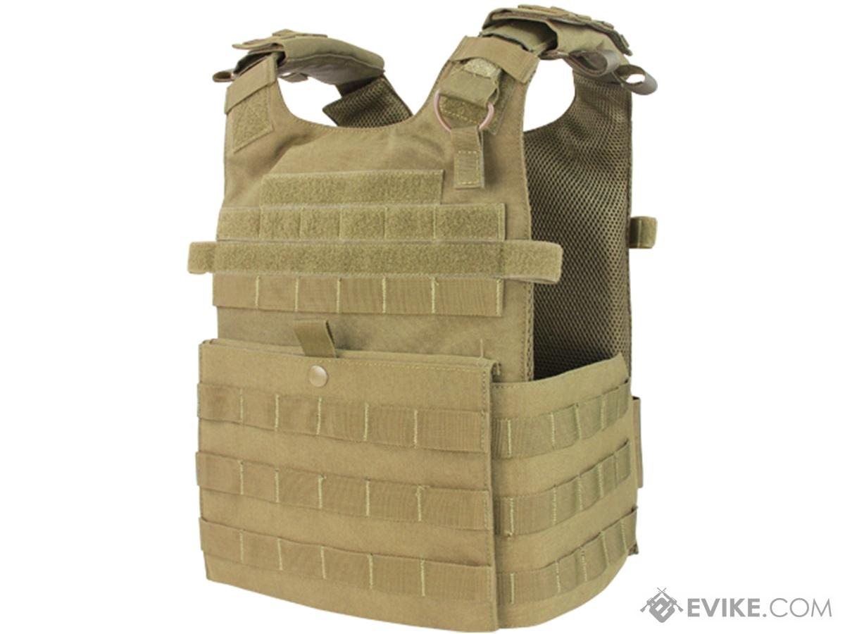 Condor Gunner Plate Carrier (Color: Tan)