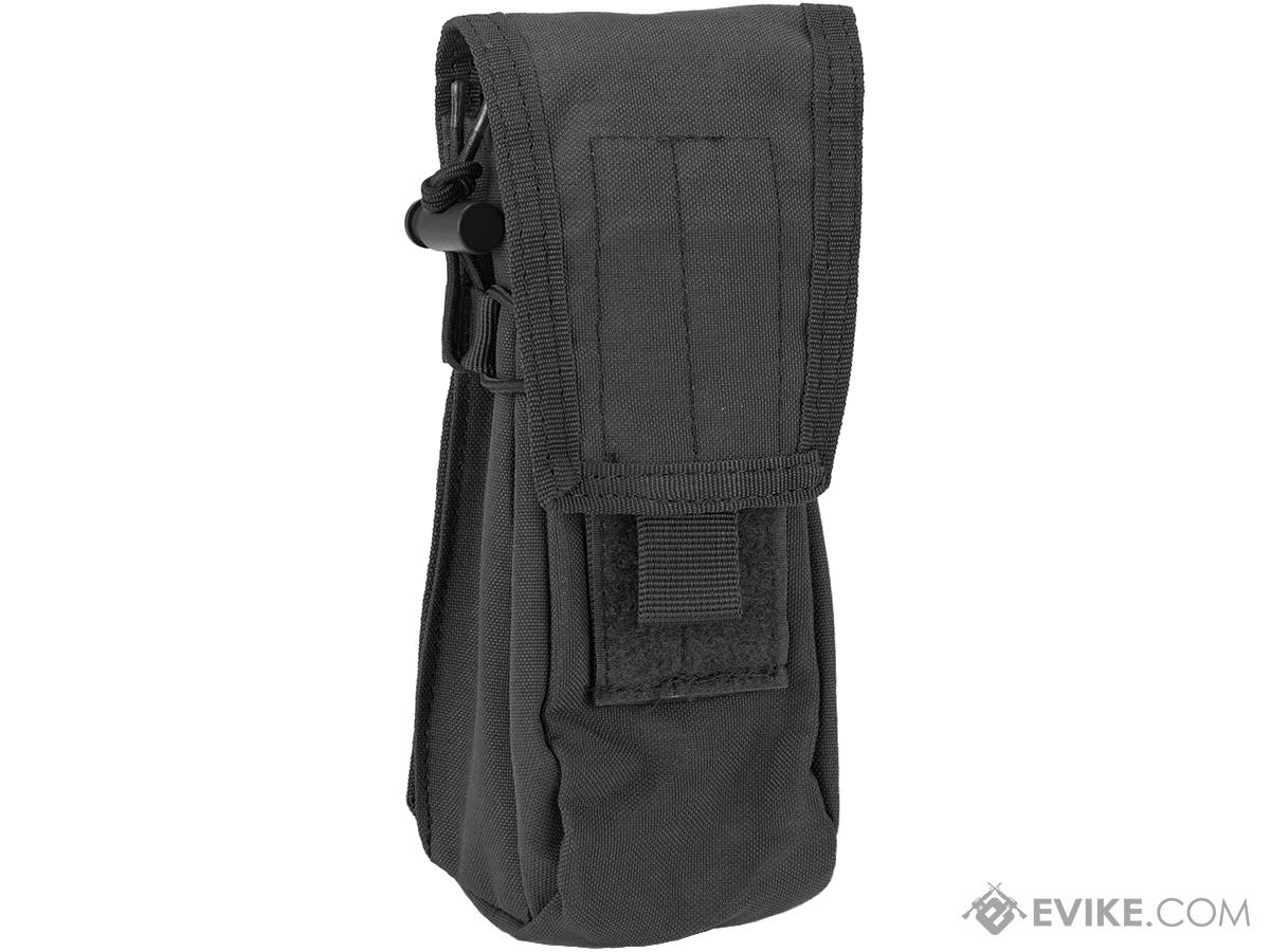 Condor Tactical Water Bottle Pouch (Color: Black)