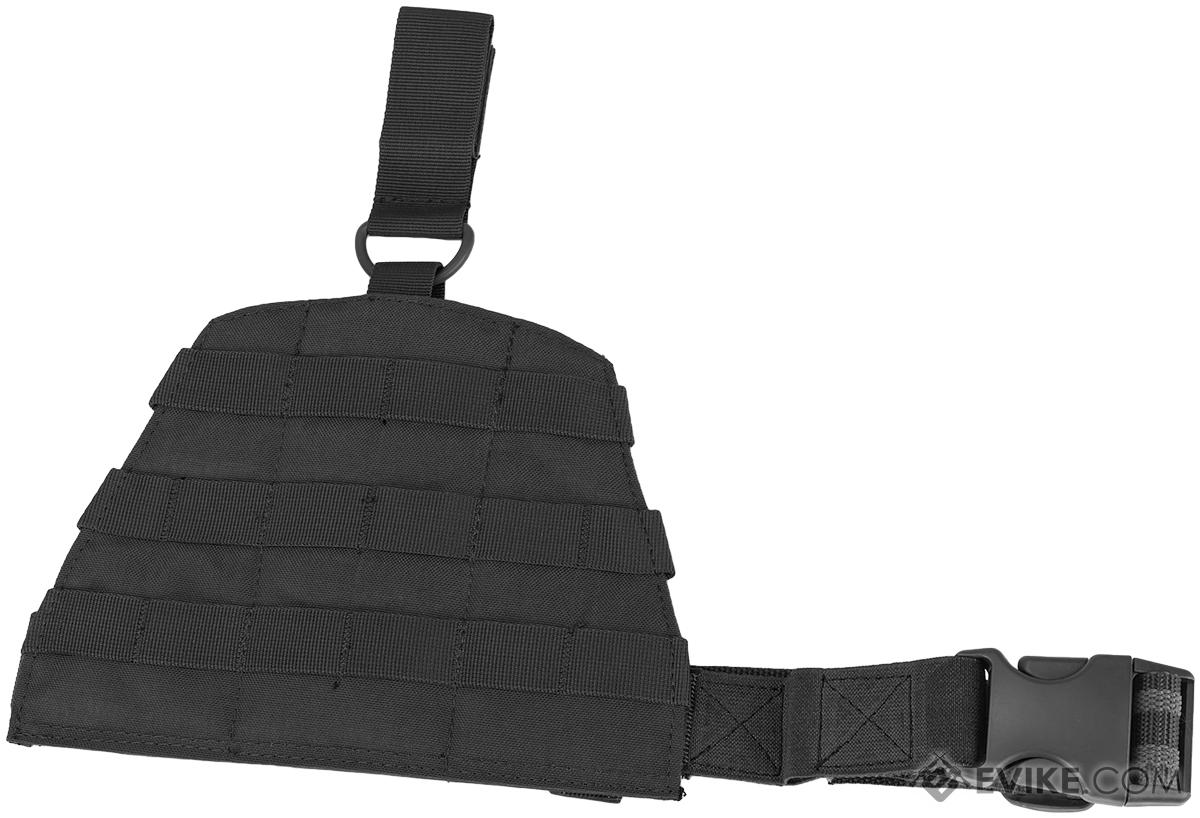 Condor MOLLE Drop Leg Panel (Color: Black)