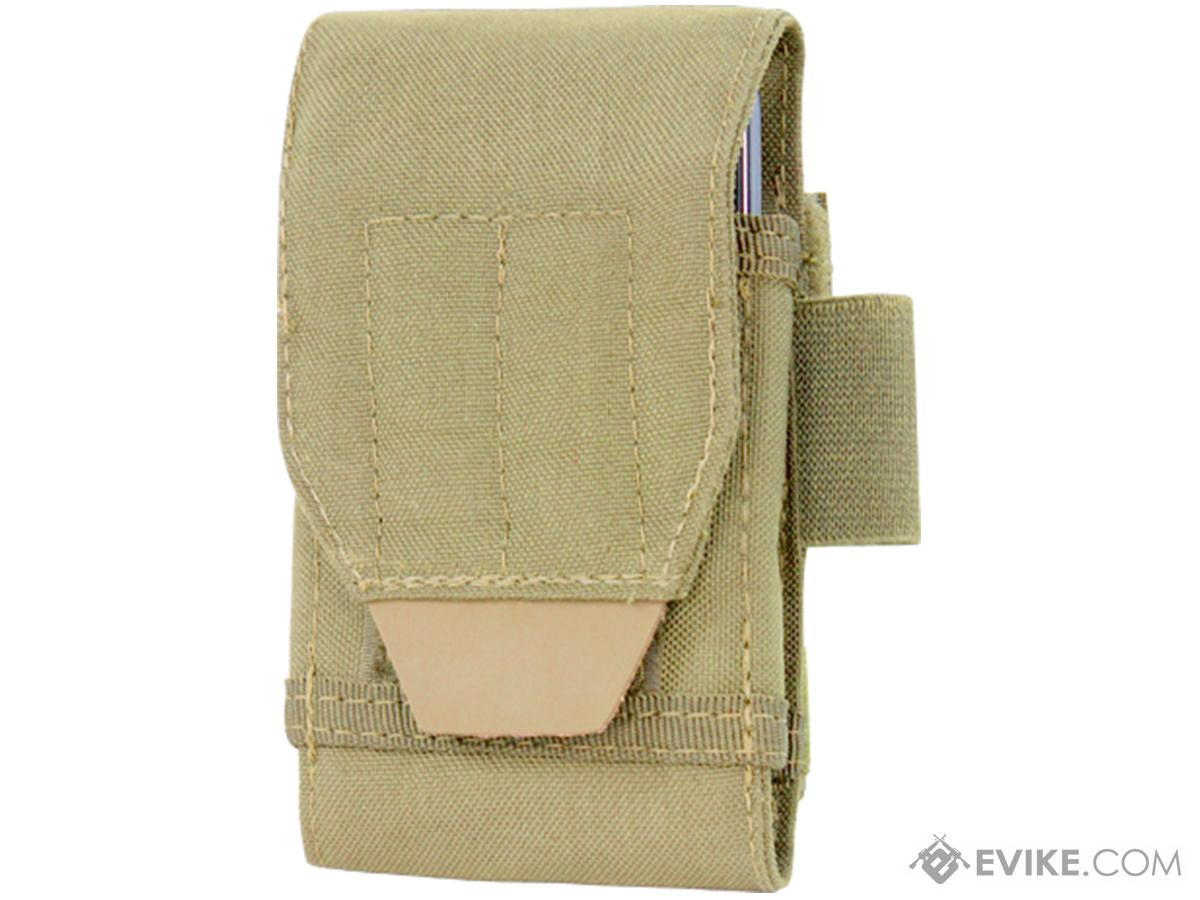 Condor Tactical Tech Sheath Plus Utility Pouch (Color: Tan)