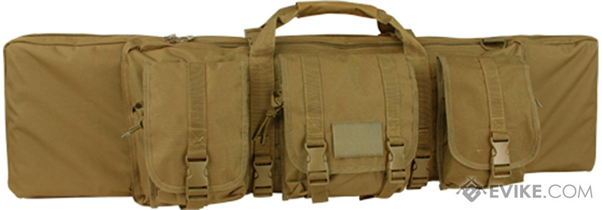 Condor 42 Tactical Padded Single Rifle Bag (Color: Coyote)