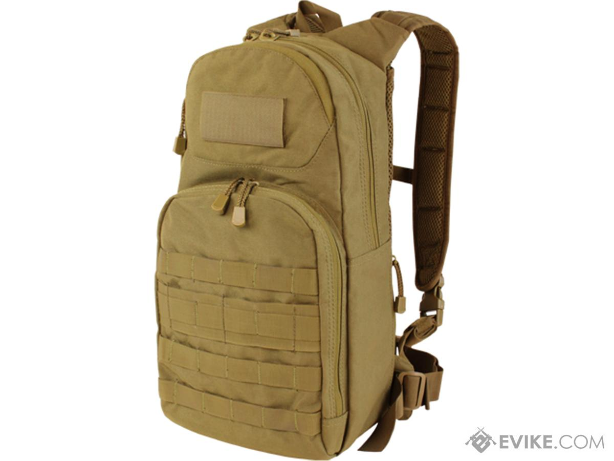 Condor Fuel Hydration Pack Backpack (Color: Coyote Brown)