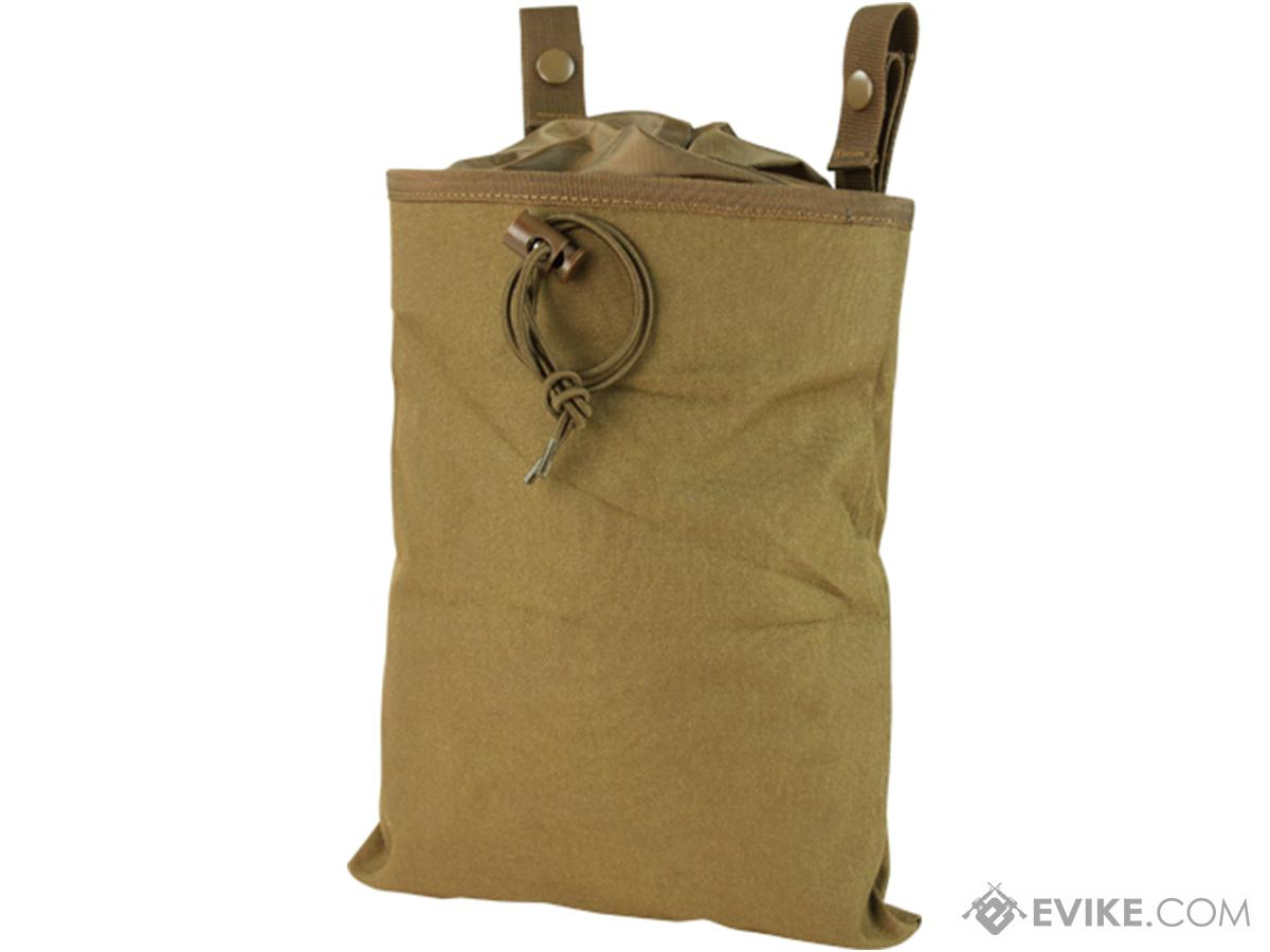 Condor 3 Fold Magazine Recovery Pouch / Dump Pouch (Color: Coyote)