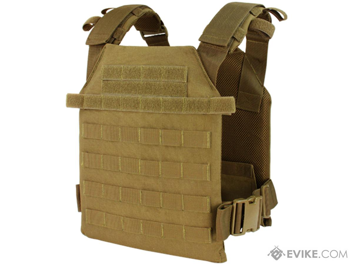 Condor Sentry Plate Carrier (Color: Coyote)