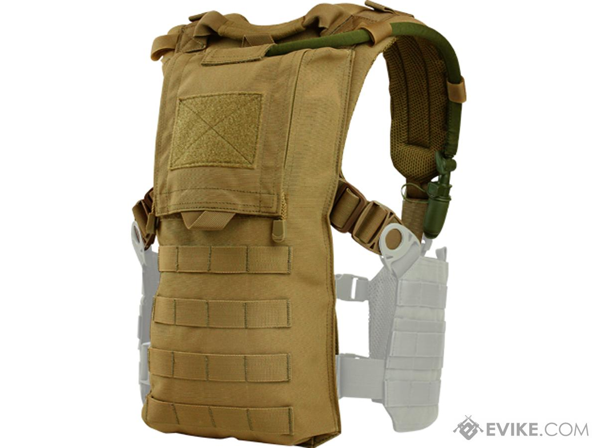Condor Hydro Harness Hydration Carrier (Color: Coyote Brown)