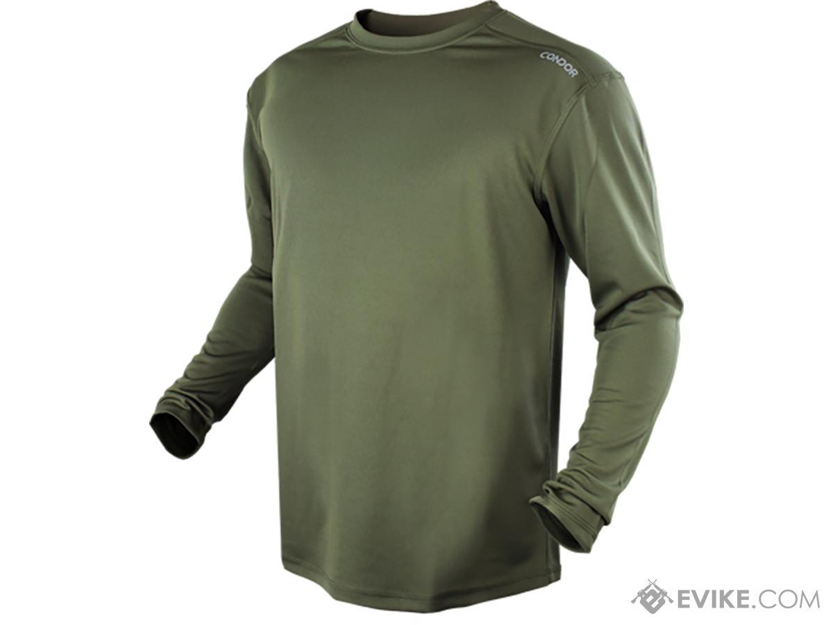 Condor Maxfort Long Sleeve Training Top (Color: Olive Drab / Medium)
