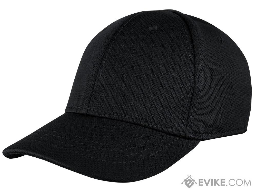 Condor Flex Tactical Team Cap (Color: Black / Large/X-Large)