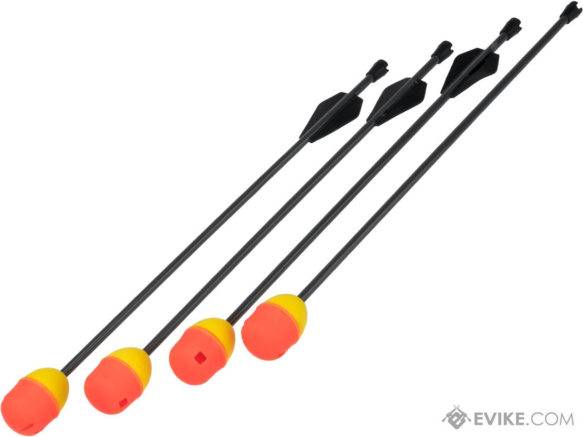 Blaze Storm 4 Pack of Soft Arrows for Blaze Storm Bow