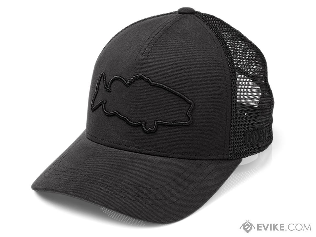 Costa Del Mar Stealth Bass Snapback Hat (Color: Black)