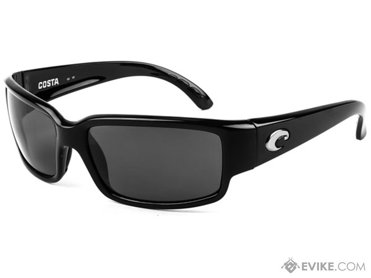 1fa6ea4b6f90 Costa Del Mar - Caballito Polarized Sunglasses (Color: Black / 580p ...