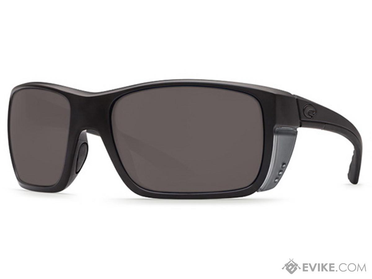 5d2ca6cb97 Costa Del Mar - Rooster Polarized Sunglasses (Color  Blackout   580g Gray).  Hover or touch above to zoom. Product image 1 ...