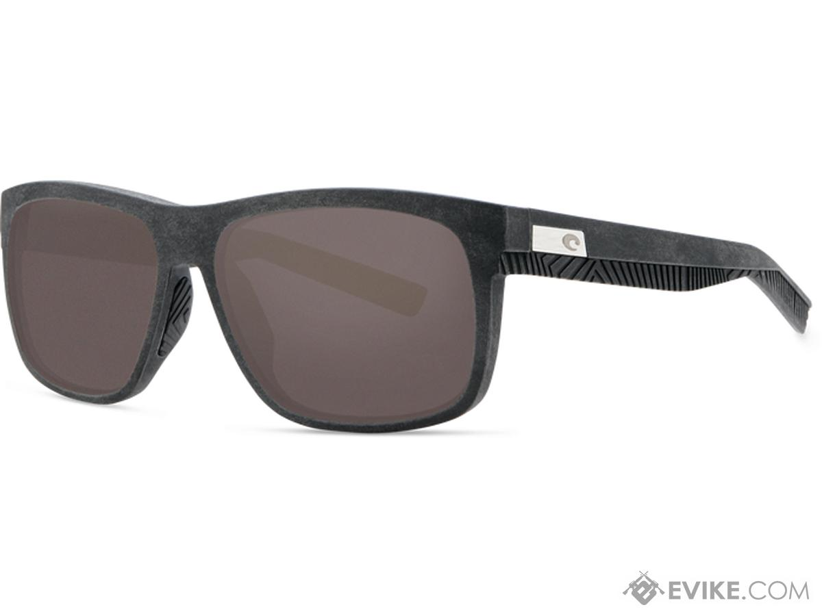 Costa Del Mar - Baffin Polarized Sunglasses (Color: Net Grey with Black Rubber / 580g Grey)