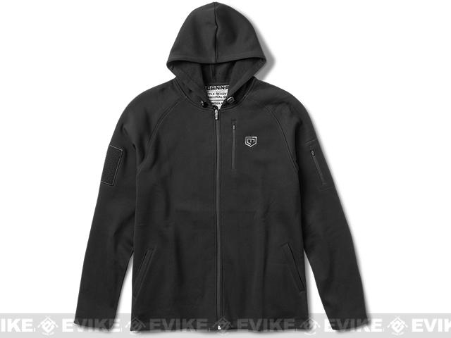 Cannae Battle Ready Hoodie - Black (Size: Medium)