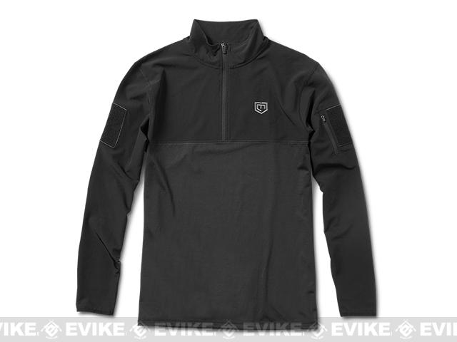 Cannae Centurion Performance Pullover - Black (Size: XX-Large)