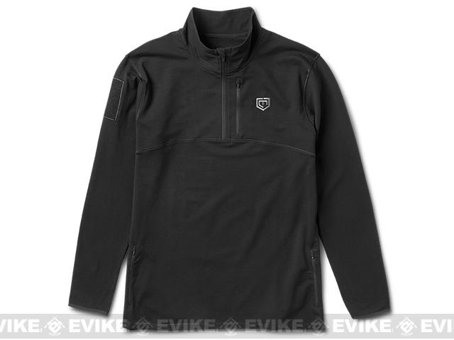 z Cannae The Rig Fleece Pullover - Black (Size: XX-Large)