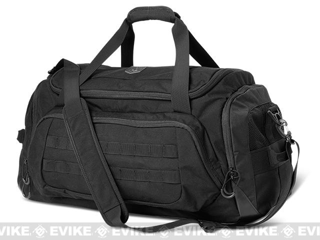 Cannae The Transport Duffle Bag - Black