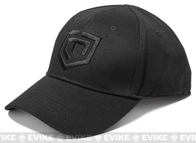 Cannae Logo Ball Cap - Black